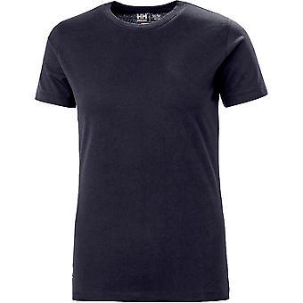 Helly Hansen Womens Manchester Short Sleeve Work T Shirt