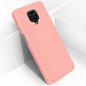 Back cover Xiaomi Redmi Note 9 Pro Max / Note 9 Pro / Note 9S Soft-Touch Pink