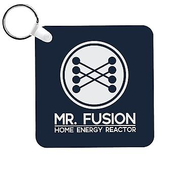 Back To The Future Mr Fusion Home Energy Reactor Keyring