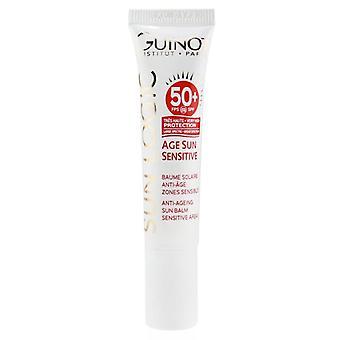 Guinot Sun Logic Age Sun Sensitive Anti-Ageing Sun Balm SPF 50 15ml/0.44oz