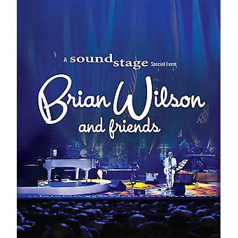 Brian Wilson - importación de Estados Unidos Brian Wilson y amigos [Blu-ray]