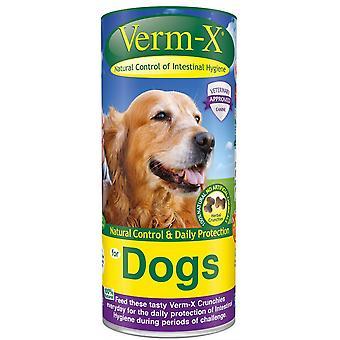 Verm-X Crunchies Tratta per Cani - 100g