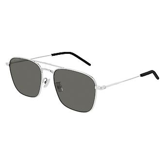 Saint Laurent SL 309 001 Silver/Grey Sunglasses