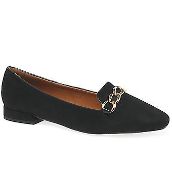 Lunar (GRS) Dara Womens Slip On Shoes