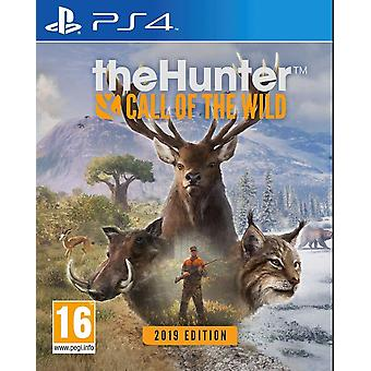The Hunter Call Of The Wild 2019 Edition PS4 Game