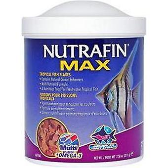 Nutrafin Max Tropical fish vlokken 215g