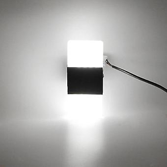 3w Electromagnetic, Adjustable Led Wall Lamp