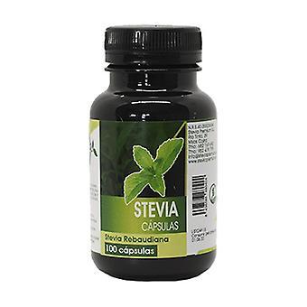 Stevia 100 cápsulas