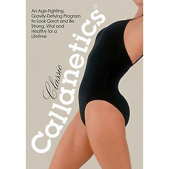 Classic Callanetics [DVD] USA import