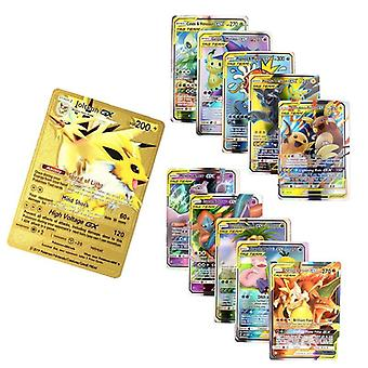 Pokemones Game Anime Battle Card - Tag Team Collection Cards Toy For Kids