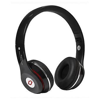 Collapsible diadem headphones with Bluetooth AUR 18WSP Black