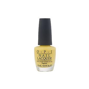OPI Nail Polish I Just Can'T Cope Acabana 15ml Varnish Lacquer Manicure