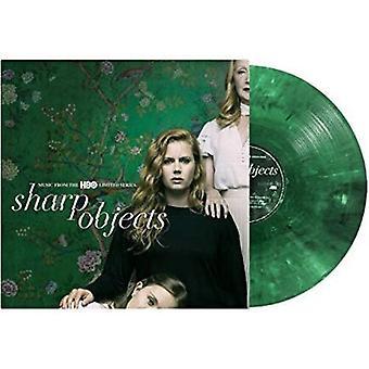 Sharp Objects / Various - Sharp Objects [Vinyl] USA import