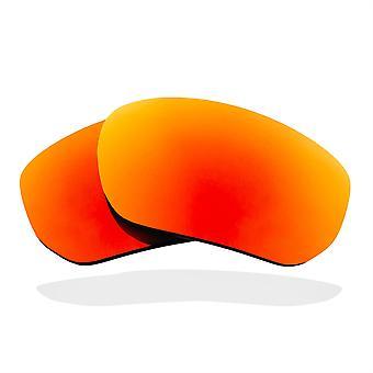 Gepolariseerde vervanging lenzen voor Oakley Style Switch zonnebril anti-scratch rood