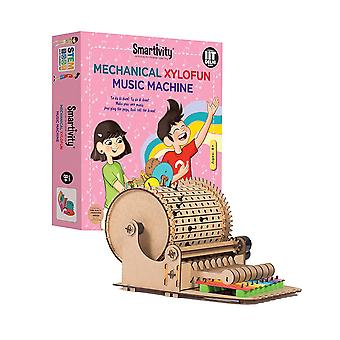 Smartivity Mechanical Xylofun Music Machine STEM Eco-Friendly Construction Set