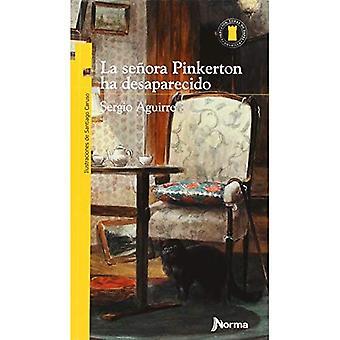 La Senora Pinkerton Ha Desaparecido (Torre de Papel Amarilla)