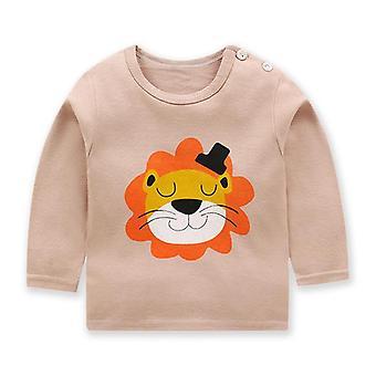 Sous-vêtements haut de gamme pour enfants, vêtements pour bébés, T-shirt, Hauts, & apos;s Vêtements