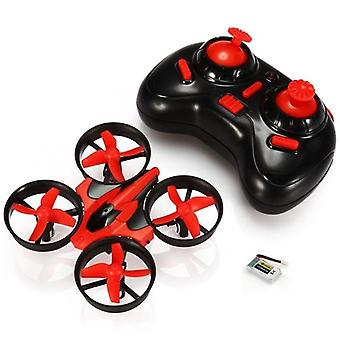 Mini 2.4g 4ch 6 Axis 3d Headless Mode Memory Function Rc Quadcopter Rtf