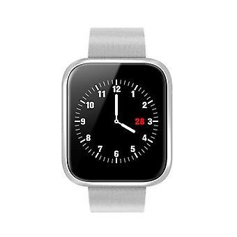 P70 1.3&&;; apos; Çelik ve Değiştirilebilir TPU Bantlı Akıllı Saat