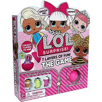 L.O.L. Surprise Signature Game