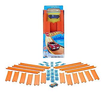 Original City Theme Diecast 1:18  Urban Car Track