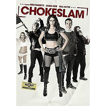 Chokeslam [DVD] USA import