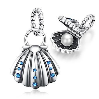 Charm Silver Perle