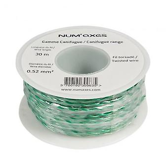 Num'axes Twisted Wire Spool 30 M