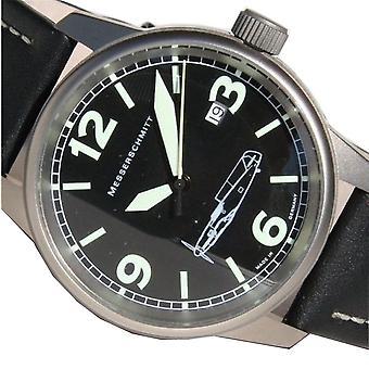 Aristo Messerschmitt Men's clock Fliegeruhr Titan ME 109/109 M