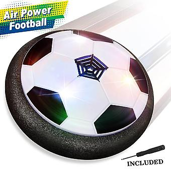 Betheaces toys, air power soccer disc glide base ball game training indoor outdoor fun toys with sof