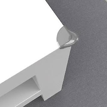 Lindam xtra guard energy absorbing corner cushion 4pk