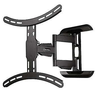 Hama TV wall bracket fully movable 3 stars 2 arms VESA 400x400 black