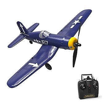 Wingspan Epp One-key Aerobatic Rc Airplane With Remote Control