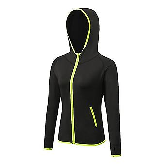 Sport Jacket, Women Autumn Yoga Running Coats Breathable
