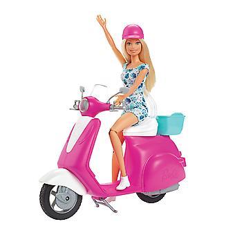Barbie Dukke og Scooter