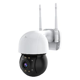 EM 3 Megapixel PTZ Smart IP-kamera WiFi Udendørs Digital Zoom AI Human Detection Alarm Speed Dome Sek