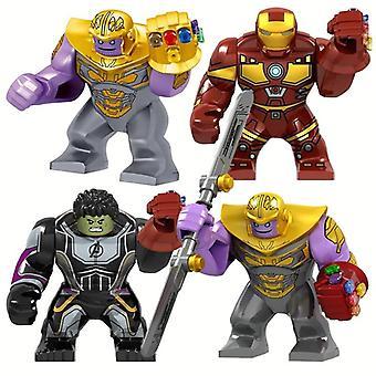 Marvel Super Heroes -malli kokoaa hahmoja
