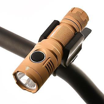 Nitenumen NE01-H L2 U2 1000LM 5Modes USB Rechargeable Long-range Searching EDC LED Flashlight