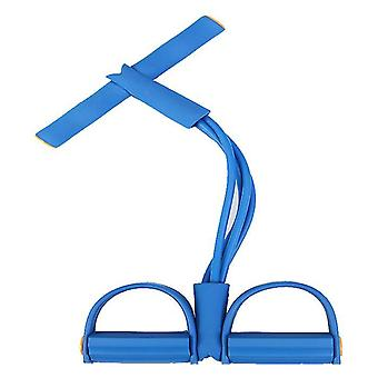 rally tau fitness rally pedal elastisk tau multi-funksjon abdominal cruncher