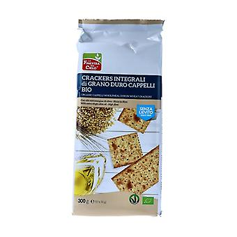 Whole wheat crackers without yeast 300 g