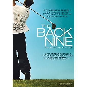Back Nine [DVD] USA import