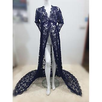 Dresses Lace Fancy Pregnancy Dress