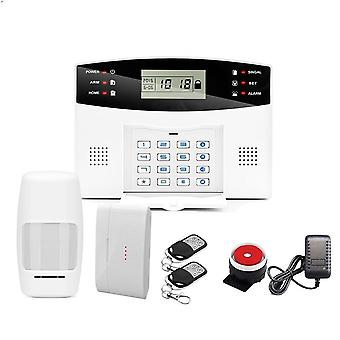 Wireless Home Security Gsm Alarm Antywłamaniowy System App Remote Control