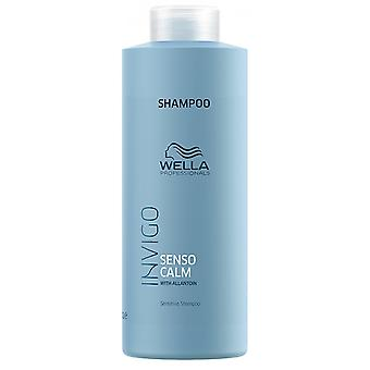 Wella Invigo Shampoo Senso Calm 1000 ml