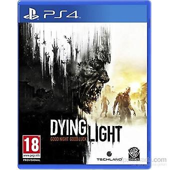 Dying Light Ps4 Original Playstation 4 Game
