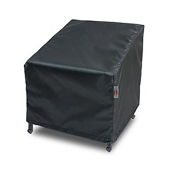 Club Chair Wide Cover - Shield Gold