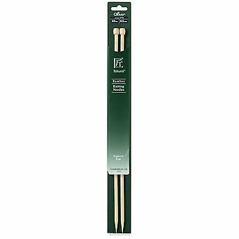 Pasadores de punto de trébol: de un solo fin: Takumi Bamboo: 40cm x 6.50mm