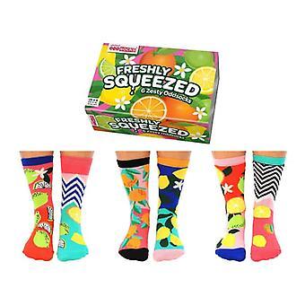 United Oddsocks Women's Fruity Socks