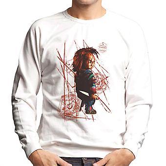 Chucky Ade Due Damballa Heren Sweatshirt