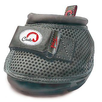 Cavallo Trek Regular Sole Horse Boot - Black